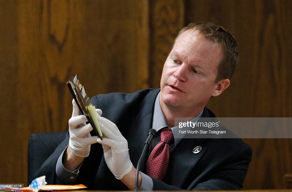 Eddie Ray Routh trial : News Photo