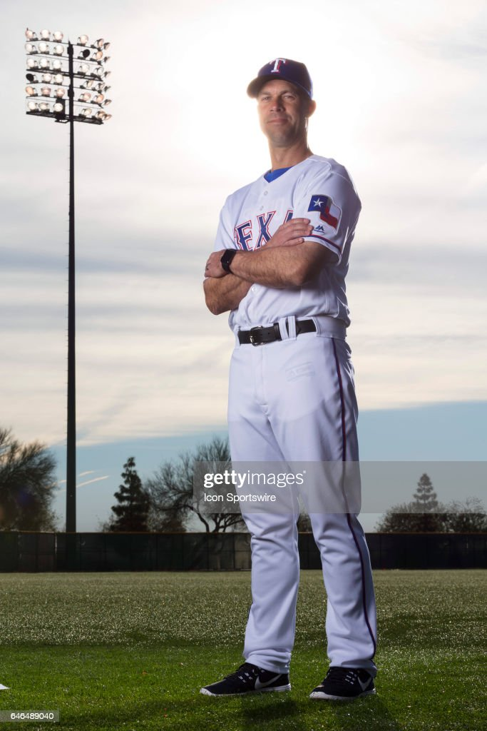 MLB: FEB 22 Texas Rangers Photo Day : News Photo