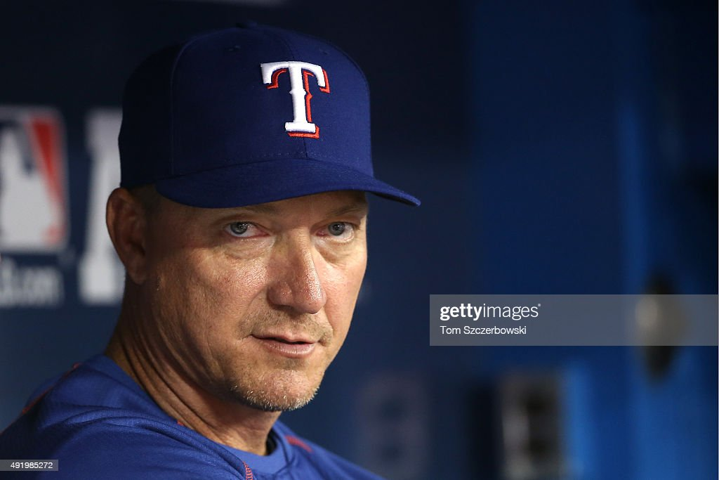 Division Series - Texas Rangers v Toronto Blue Jays - Game Two