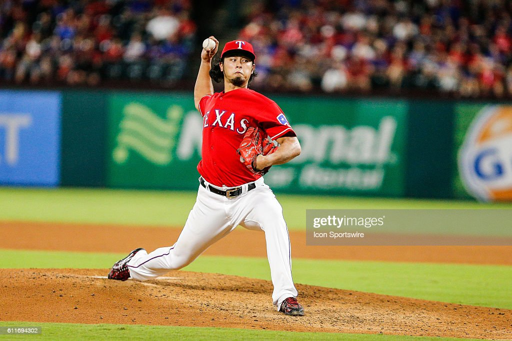 MLB: SEP 30 Rays at Rangers : News Photo