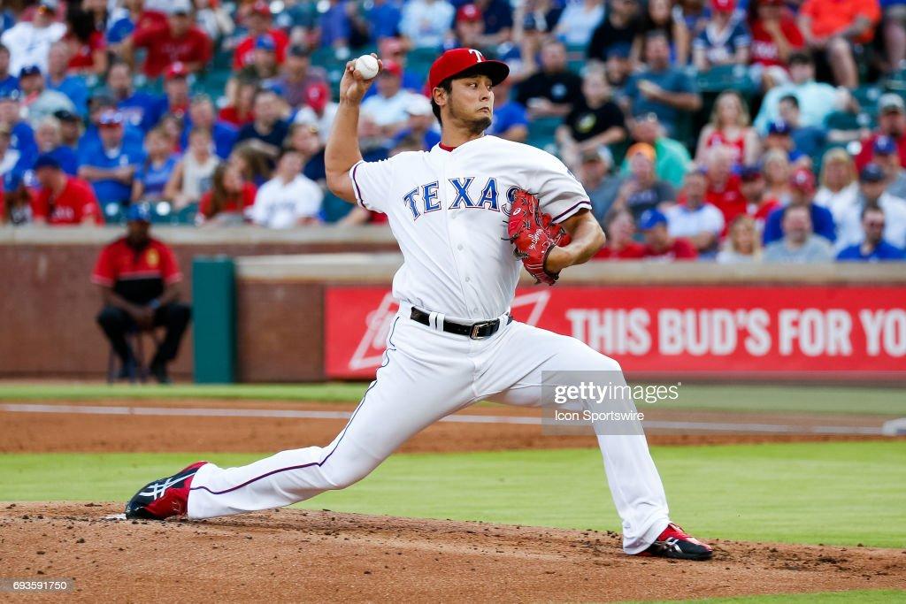 MLB: JUN 07 Mets at Rangers : News Photo