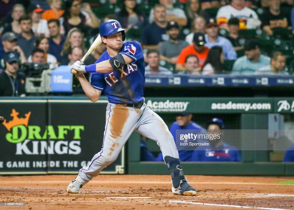 MLB: SEP 18 Rangers at Astros : News Photo