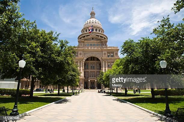 オースティン、テキサス州議事堂