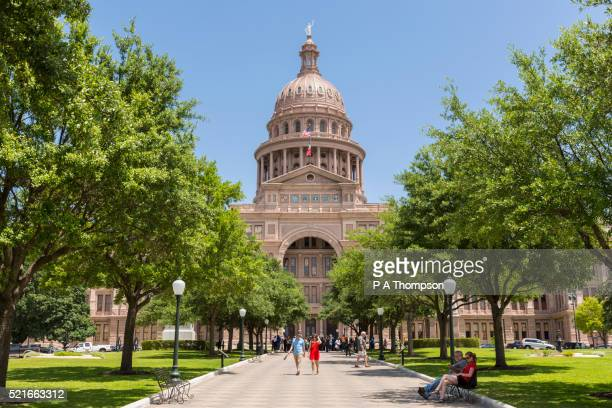 Texas State Capitol building, Austin