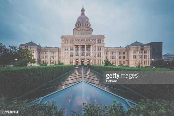 テキサス州オースティンの州議事堂