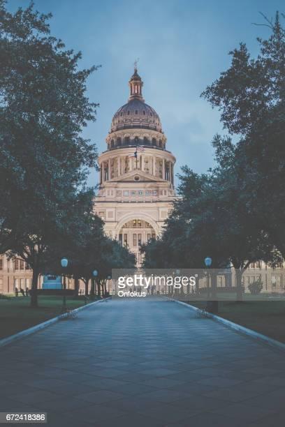 Kapitol des Staates Texas in Austin