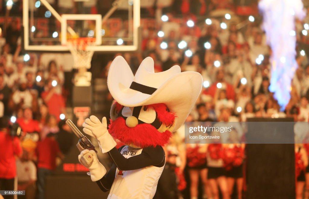 COLLEGE BASKETBALL: FEB 13 Oklahoma at Texas Tech : News Photo