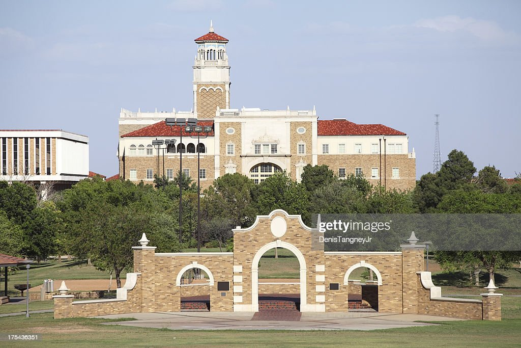 Texas Tech University : Stock Photo