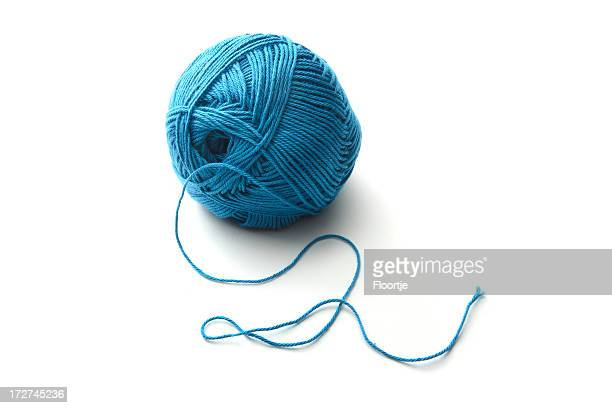 textile: blue wool - wool stock pictures, royalty-free photos & images