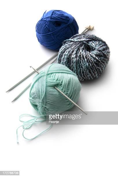 Textile: Blue Wool