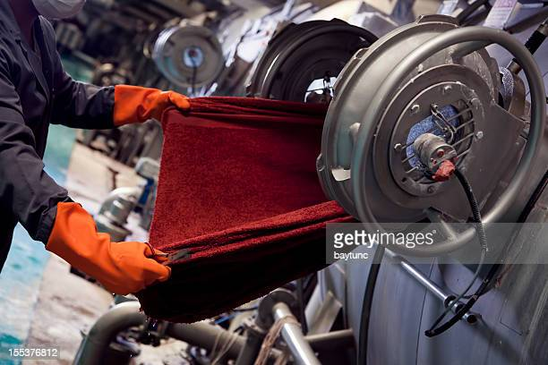 textile industry - textile industry stock photos and pictures