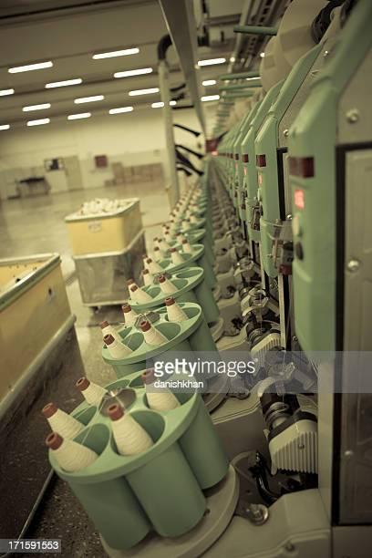 繊維業界スピニング、自動コナー毛糸製品