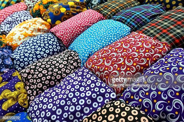Textile market in Vietnam