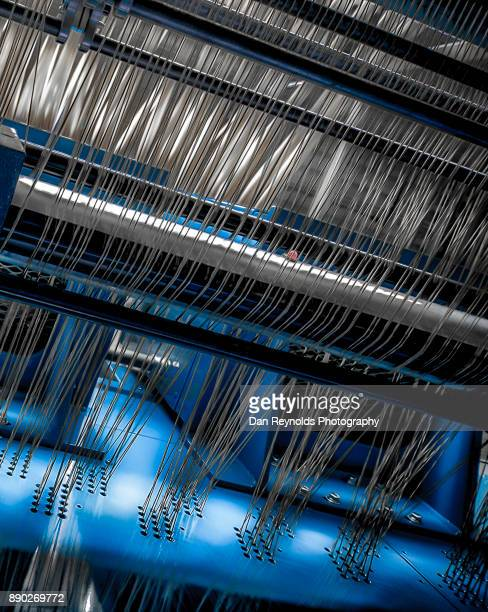 Textile Mill Abstract