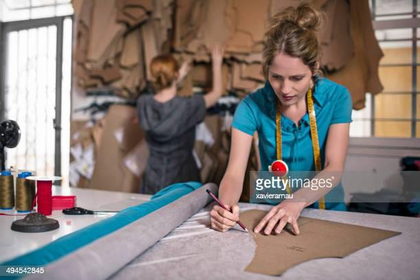 Textile teamwork