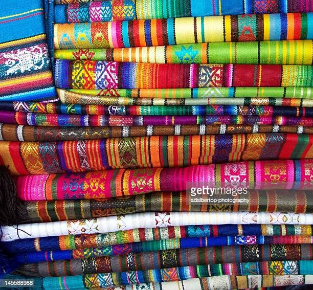 Textiles from Otavalo
