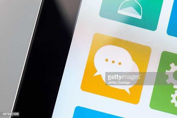 Texting App Icon