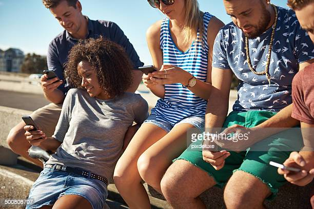 texting challenge accepted! - hip body part stock pictures, royalty-free photos & images