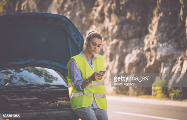 Texting for car help