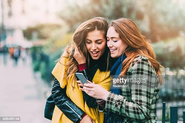 Texting in Paris