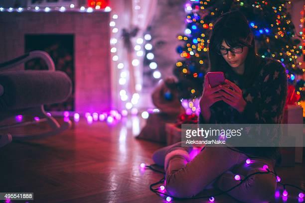 SMS on Christmas Eve