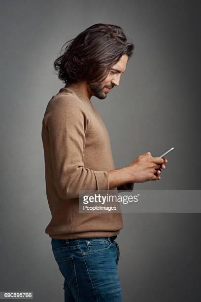 Texting you, wishing I was next to you