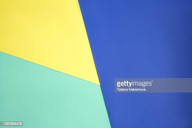 texture background of fashion pastel colors: blue, yellow, turquoise - focus on background stock pictures, royalty-free photos & images
