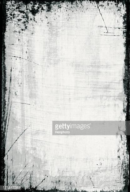 Texture: Grunge Border Background