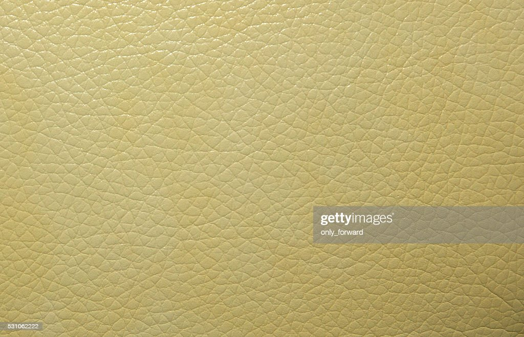 Texture Leather Upholstery Sofas Magnificent Yellow Color Close