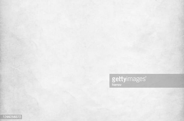 texture of crumpled white paper - document stock pictures, royalty-free photos & images