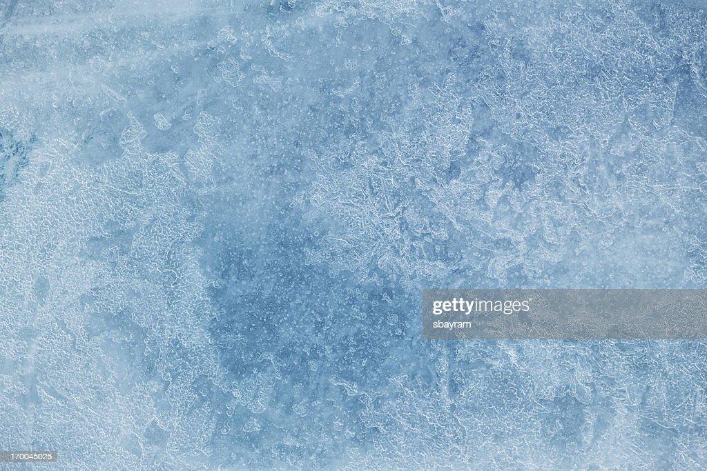 Texture of ice XXXL : Stock Photo