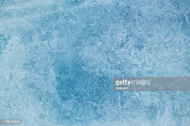 texture of ice xxxl - ijs stockfoto's en -beelden