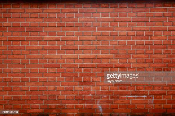 texture of real wall - brick stock pictures, royalty-free photos & images