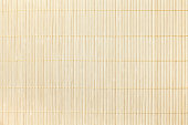 Texture of wooden  Bamboo traditional napkin for a table.