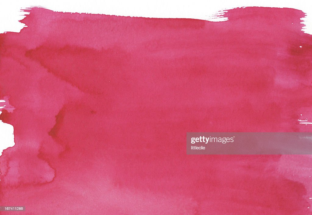 texture pink watercolor : Stock Photo