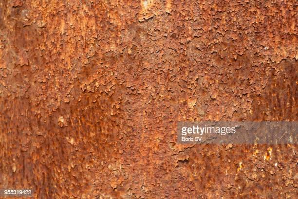 texture. rusty structures - arrugginito foto e immagini stock