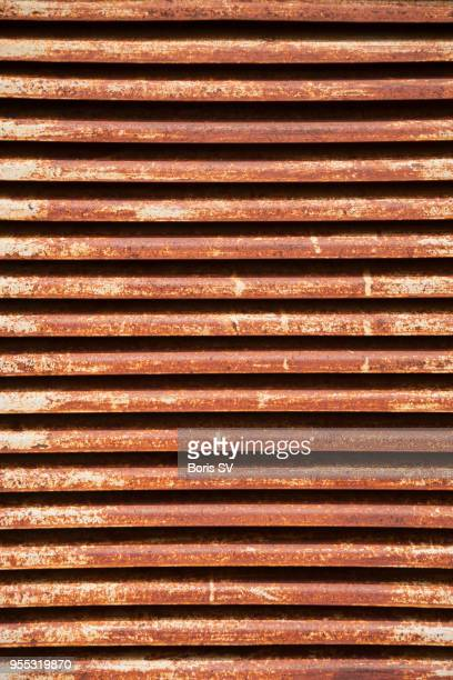 Texture. Rusty structures