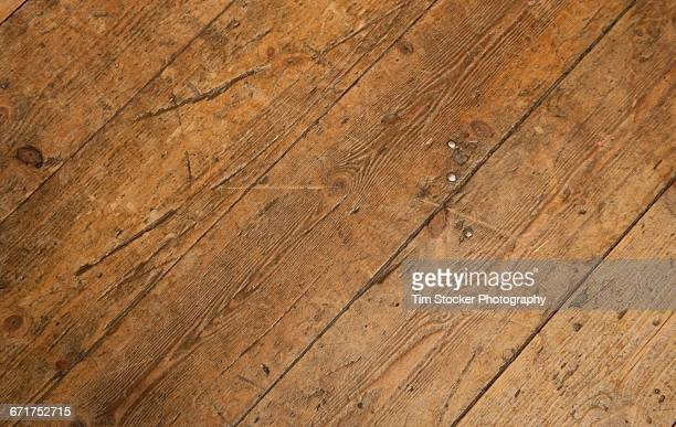texture series: wood - floorboard stock photos and pictures