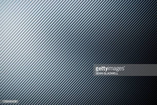 textured alloy background - silver coloured stock pictures, royalty-free photos & images