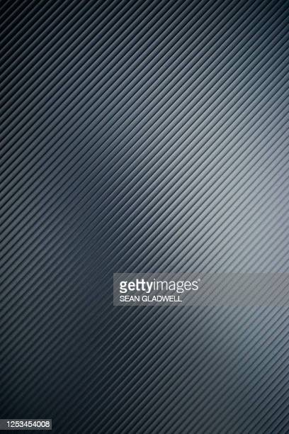 textured aluminium - ribbed stock pictures, royalty-free photos & images
