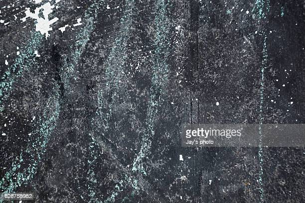 Textured background-black wall