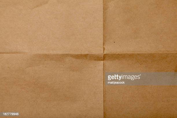 Textured brown paper background