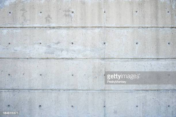 Textured Concrete Background Full Frame Construction Plugs