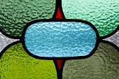 Textured Stained Glass