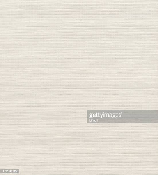 文房具紙の背景テクスチャ織地 - クリーム色 ストックフォトと画像