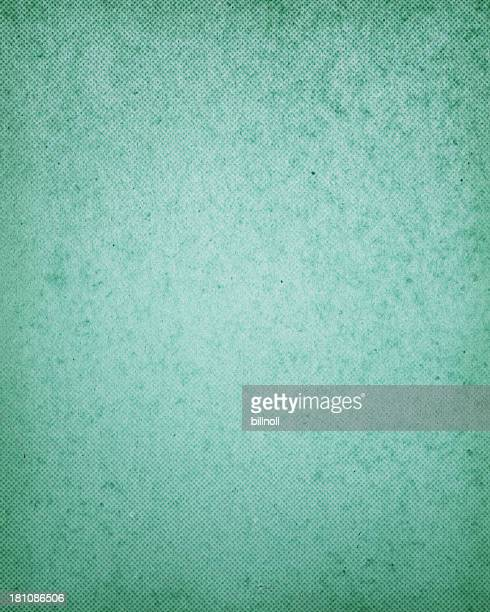 textured turquoise paper with halftone