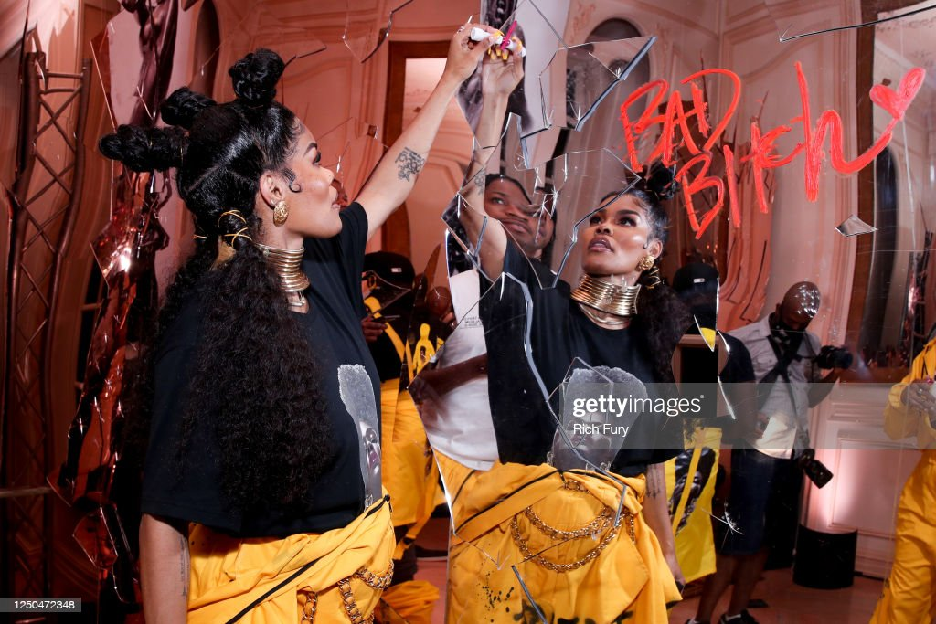 "Teyana Taylor ""The Album"" Listening Party : News Photo"