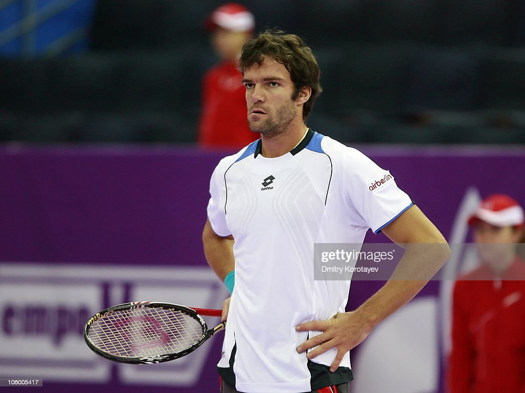 St. Petersburg Open 2010 - Day Two