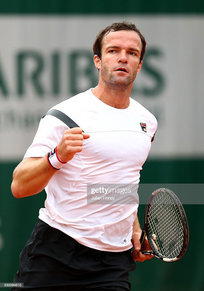 2016 French Open - Day One