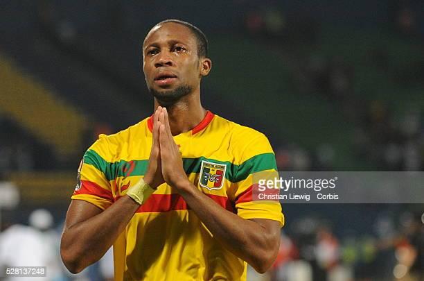 Th OrangeAfrica Cup of NationsCAN 2012 Eqatorial Guinea Gabon Mali vs Guinea Seydou Keita